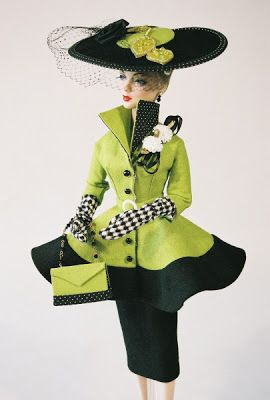 The Couture Touch: Gallery of Past Designs