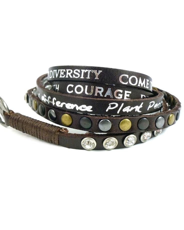 Divine Wrap around Bracelet