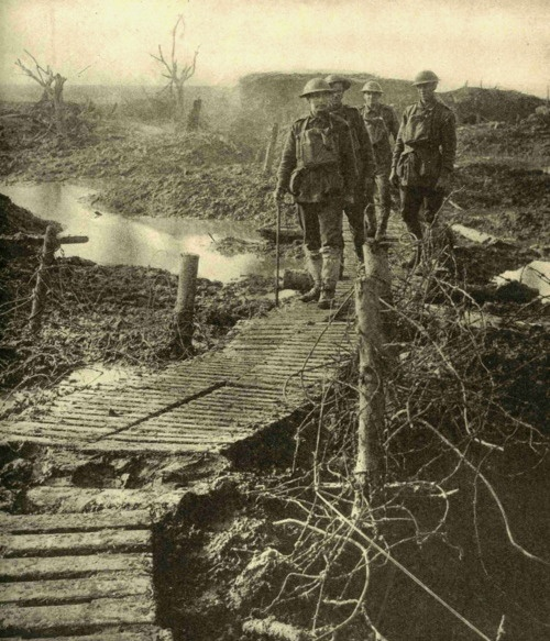 Flanders 1917.    Frank Hurley, 'Just as it was', circa August 1917- August 1918.