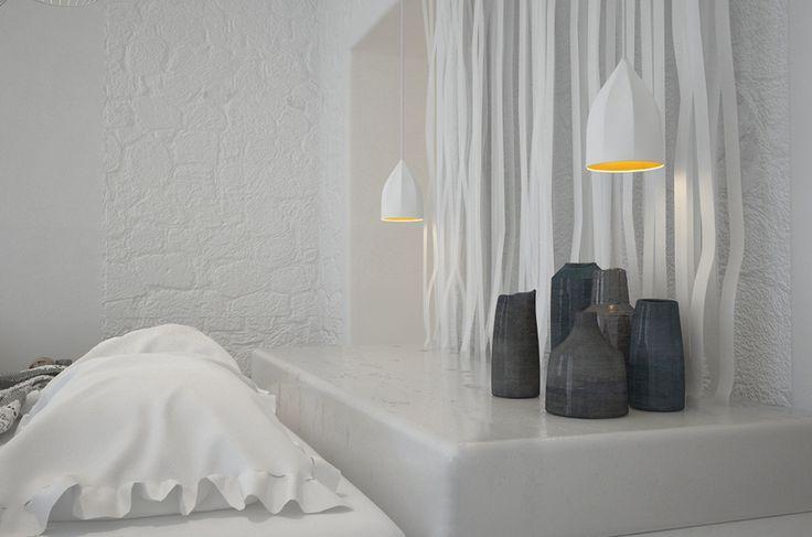 Aqua Pearl | Apartment design | Mykonos | iidsk  |  Interior Design & Construction