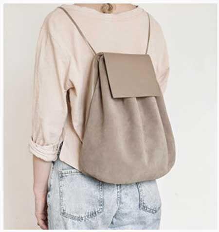 20+ Yeni Bayan Sırt Çantaları-10