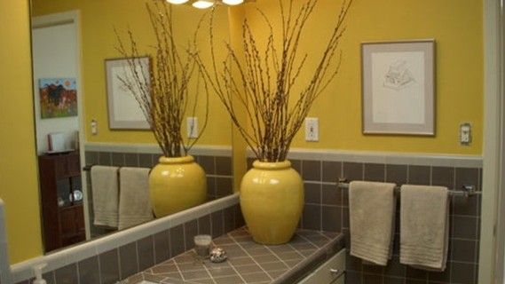 Baño Amarillo Decoracion:1000+ images about MOSTAZA on Pinterest