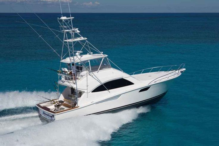 21 Top Sport Fishing Yachts
