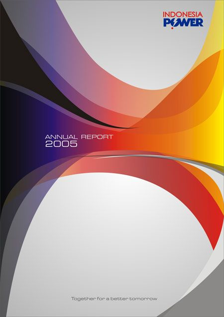 Creative Annual Report Design