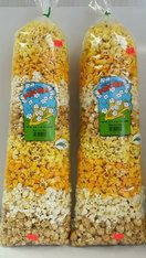 I'm going to be hosting a movie party with some friends and family, and I want to make sure there are snacks. Assorted popcorn like this would be absolutely perfect! Popcorn is one of the movie theater staple foods, after all.