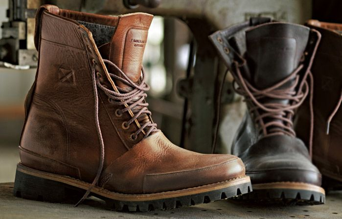Timberland Boot Company® : Tackhead Collection  amazing men's boots! Can never have enough of boots. Period.