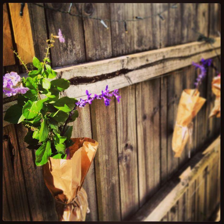 Flowers -ANZAC Day 2013