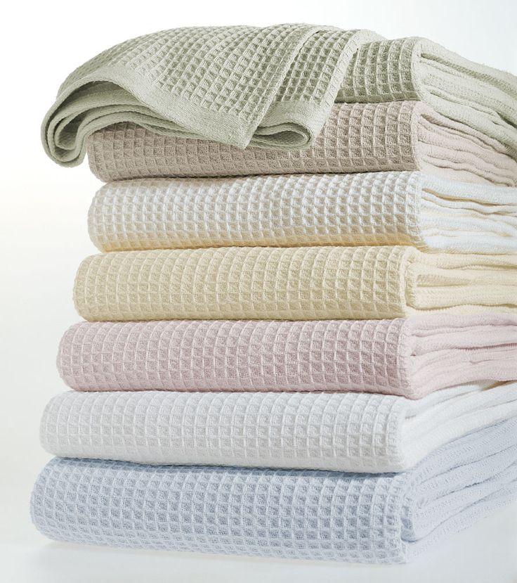25 Best Ideas About Waffle Blanket On Pinterest Knit