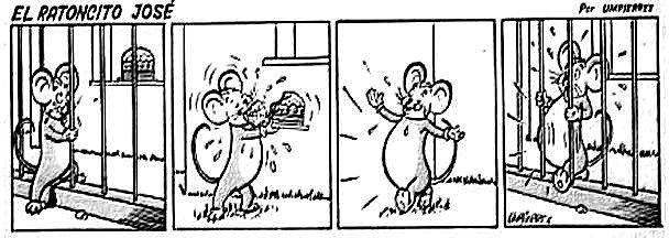 El ratoncito José