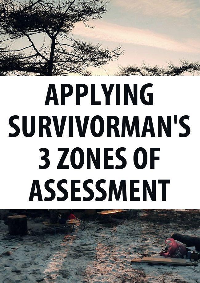 Applying Survivorman S 3 Zones Of Assessment The Survivalist Blog Bushcraft Survival Skills Outdoor Survival Test your business skills with this online assessment. pinterest