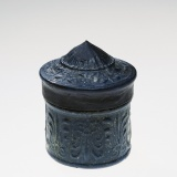 #Roman #Glass: Pyxis with Lid, 1-99 | Corning Museum of Glass