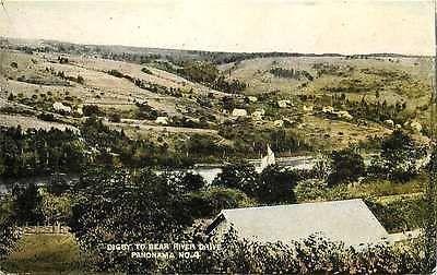 Digby Nova Scotia Canada 1907 Digby to Bear River Drive Vintage Postcard