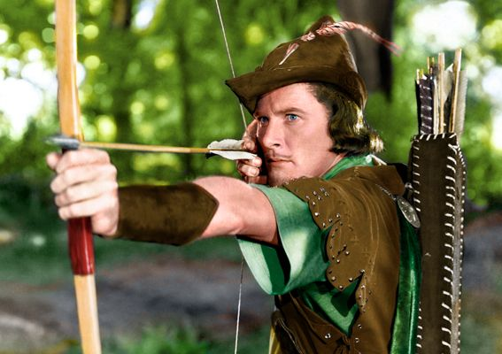 Robin Hood, despite coming from a noble background, subverts society by stealing from the greedy rich to give to the needy poor #rebel #archetype #brandpersonality