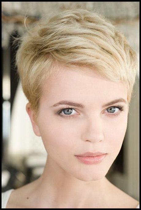 best pixie cut for thin hair   bardzo krtkie fryzury damskie 2013