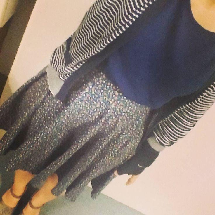 #mmm16 #mmmay16 #veronikaskirt #memademay Megan Nielsen Veronika skirt in vintage calico. by katikhu