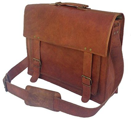 10 best TOP 10 BEST LEATHER LAPTOP MESSENGER BAGS FOR MEN AND ...