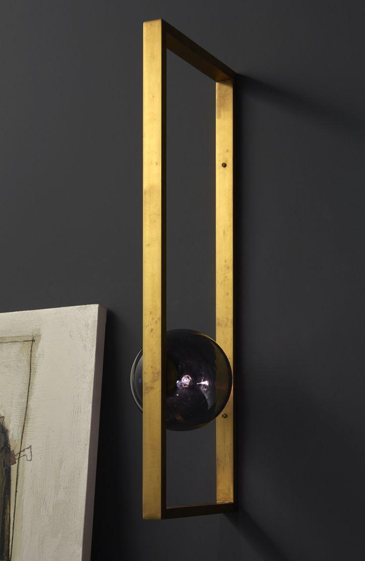 MONDRIAN GLASS WALL - DESIGN: Massimo Tonetto