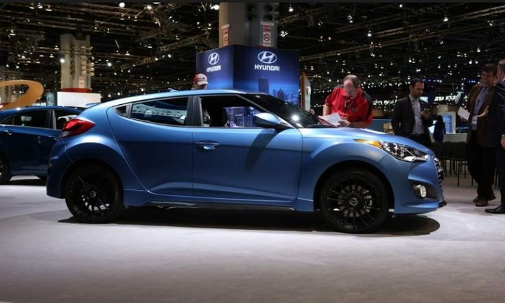 Hyundai Veloster 2018 - Hyundai Rumored will launching their new sport cars the car is 2018 Hyundai Veloster Youthful generation of chauffeurs