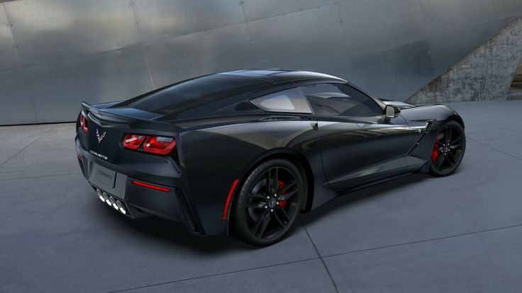 2014 corvette stingray coupe 3lt with z51 performance package cars pinterest coupe corvettes and 2014 corvette stingray - 2015 Corvette Stingray Matte Black