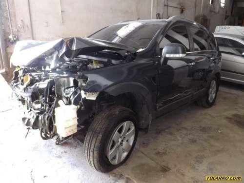Chocados Chevrolet Captiva