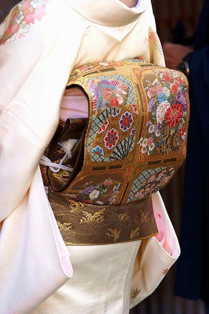 Kimono : obi