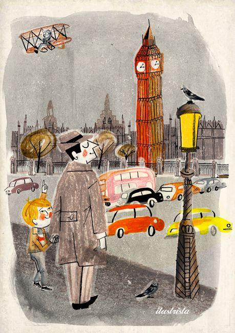 London - Luciano Lozano's Art