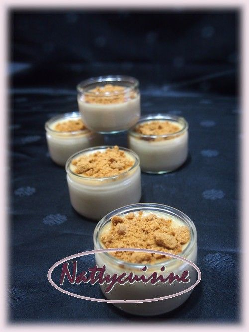 Nattycuisine: Crème au spéculoos (Cookéo)