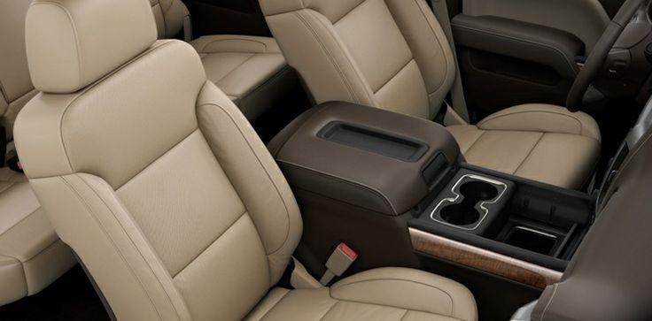Interior | 2014 Chevrolet Silverado 1500