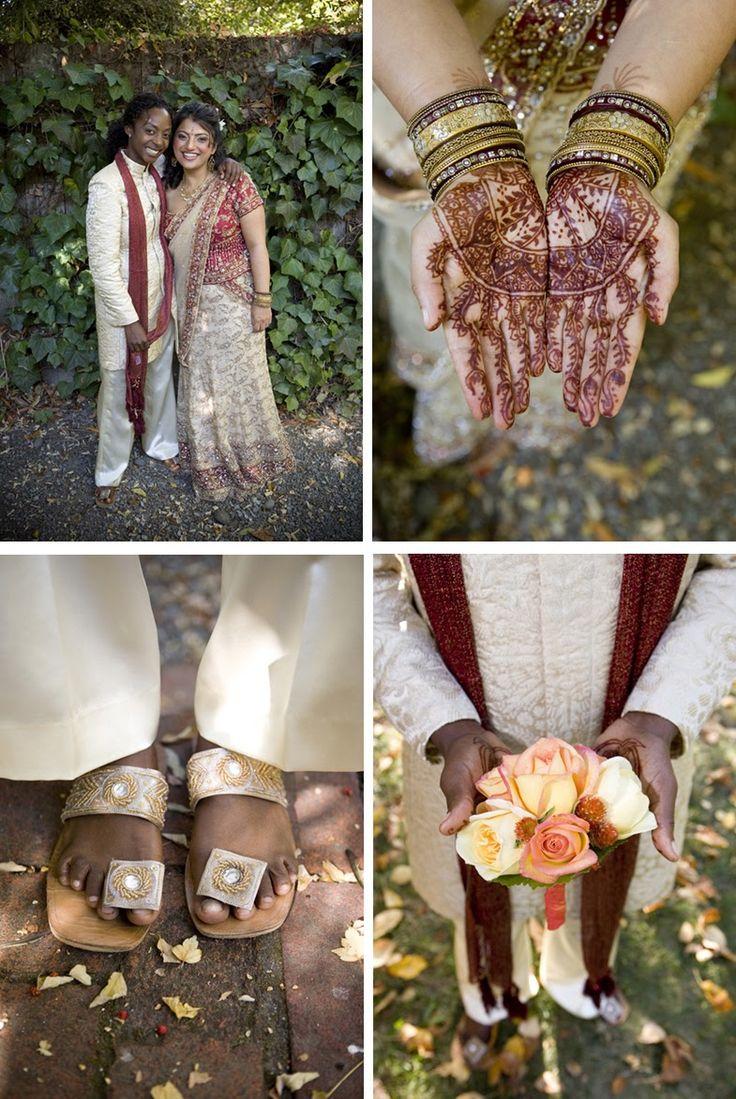 814 best lesbian weddings images on pinterest wedding stuff indian lesbian wedding tracey and sapana junglespirit Images
