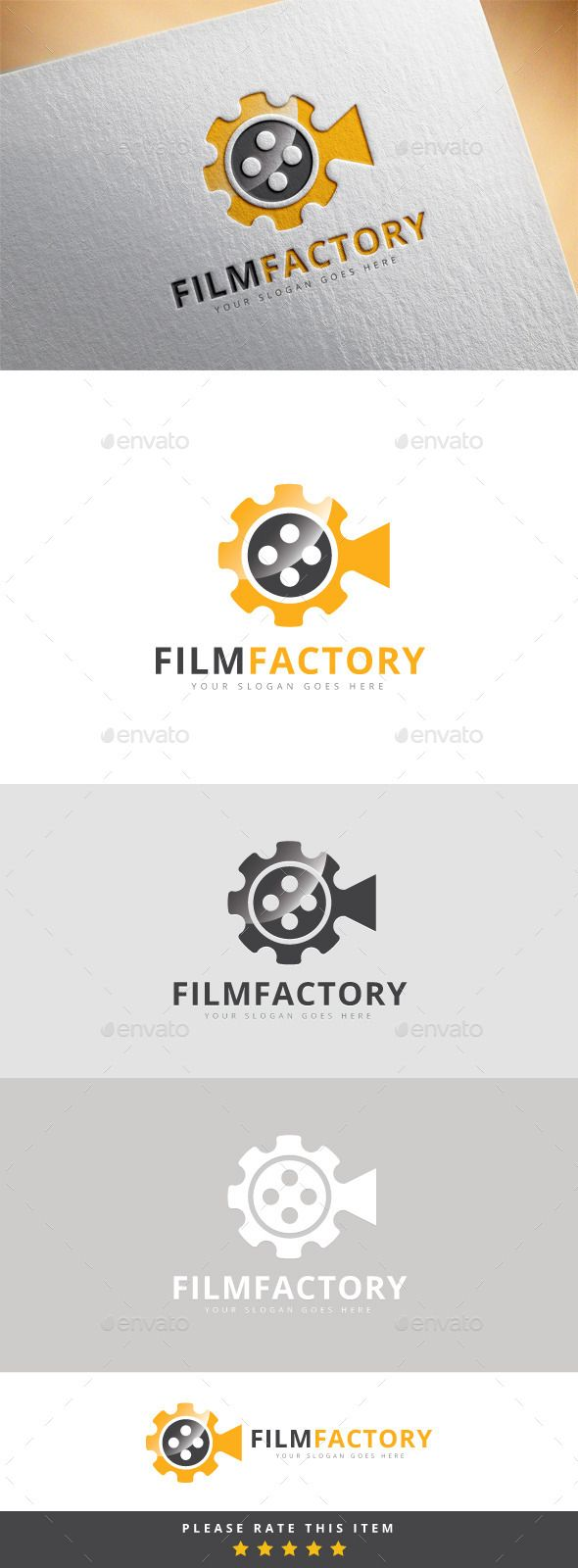Film Factory Logo