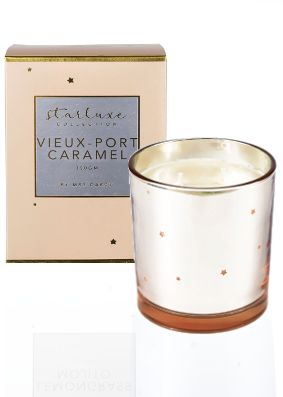 Mrs Darcy Starluxe Vieux Port Caramel Candle