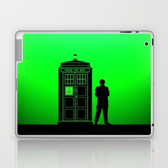 Tardis With The Second Doctor - $25