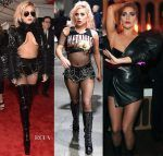 Lady Gaga's Three 2017 Grammy Awards Outfits