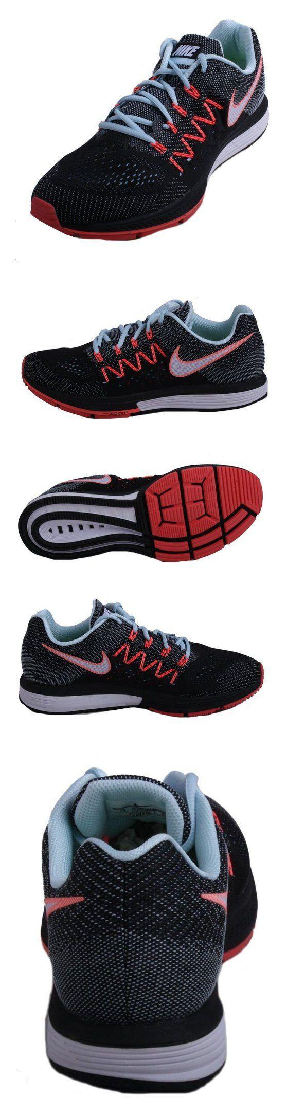 $2000 - Nike Air Zoom Vomero 10 Womens Ice White/Black/Hot Lava Running