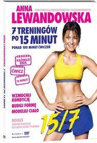 Anna Lewandowska - 7 treningów po 15 minut-Lewandowska Anna