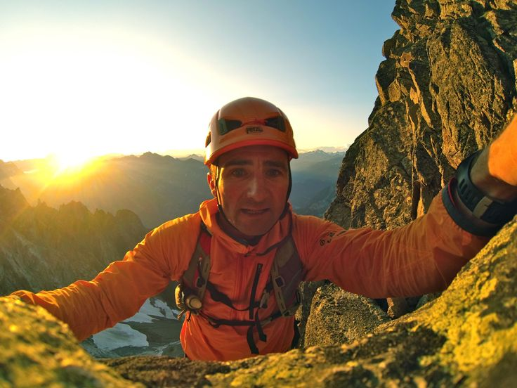 Ueli Steck - Extrembergsteiger, Eisklettern, Kletter Rekorde