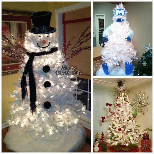 20 Awesome Christmas Tree Decorating Ideas Ideas Pinterest