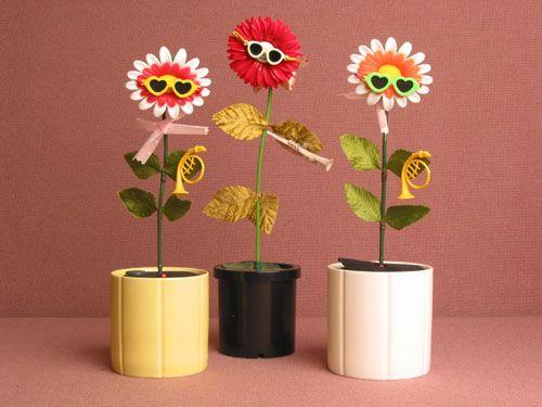 fleurs qui dansent ^^