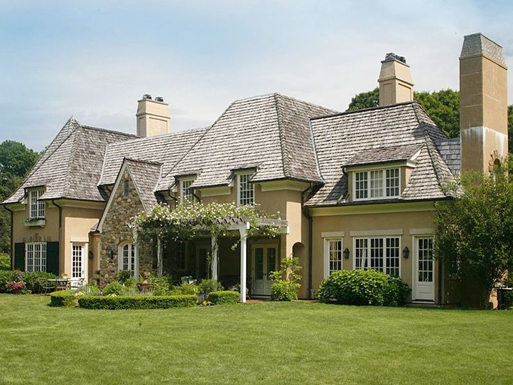 128 Best Images About 1 Story French Home On Pinterest