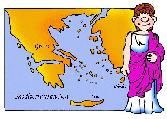 Geography - Ancient Greece for Kids