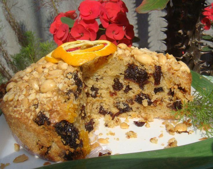Fruity Prune cake | Panlasang Pinoy