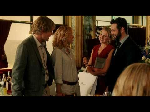 Midnight in Paris, takes you back into Paris of the 1920s. Directed by the great Woody Allen and starring Owen Wilson.