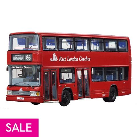 Jotus RES7001B DAF Optare Spectra DB250 East London Coaches Limited Edition