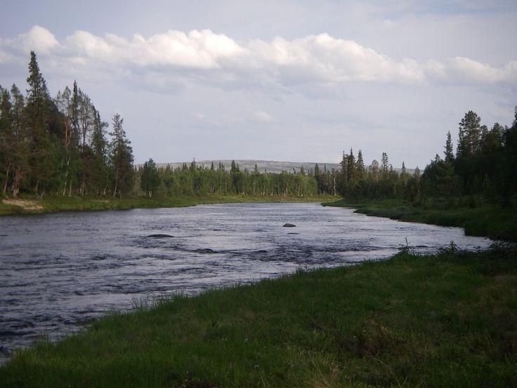 Los 10 lugares con los nombres más largos del mundo | Blog de Banderas Paisaje en Äteritsiputeritsipuolilautatsijänkä, Finlandia