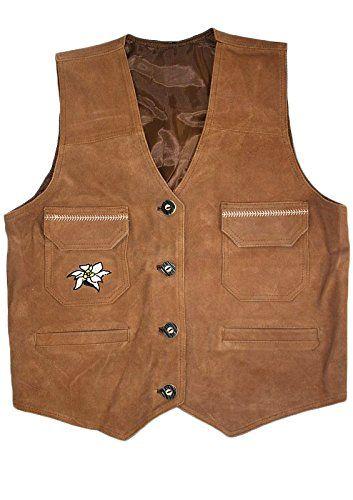 #Wiesn #Oktoberfest #Trachten #Lederweste mit #Edelweiß #Stickerei #braun #gr. #XS-XL Trachten Lederweste mit Edelweiß Stickerei braun gr. XS-XL, , 4 Taschen auf der Vorderseite, mit Trachtenknöpfen zu schließen, dezente Stickerei auf 2 Brusttaschen Rückenbereich, Auch zu Jeans oder Stoffhosen einfach klassisch trachtig!, Hoher Tragekomfort durch hochwertiges Futter