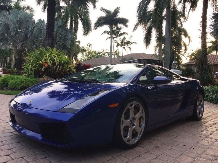2004 Lamborghini Gallardo Base Coupe 2 Door Lamborghini For Sale Http://ebay