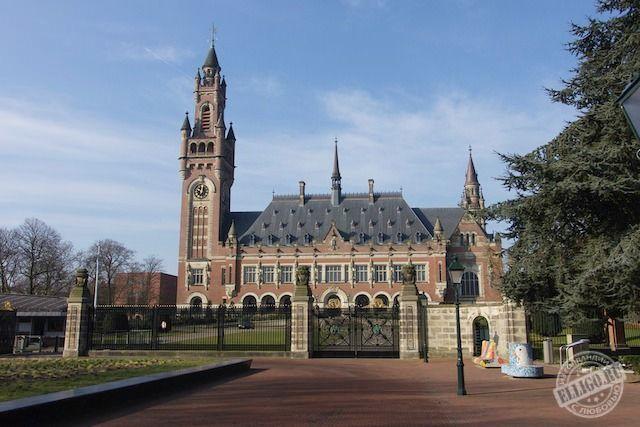 Дворец мира, Гаага