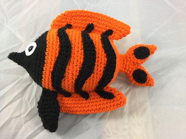 Amigurumi Fish Tutorial : Best amigurumi fish images crochet