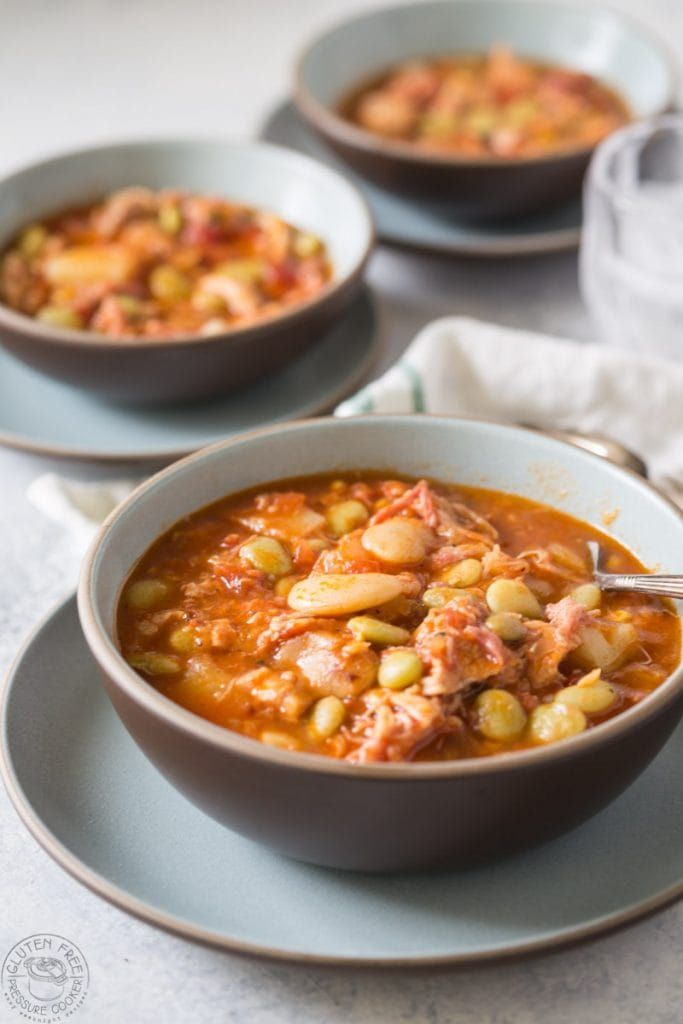 Instant Pot Brunswick Stew This Traditional Recipe Has Been Adapted