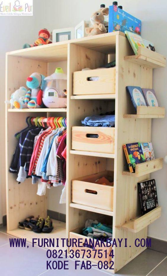 Jasa Pembuatan Wardrobe Anak Multifungsi Jati Belanda 2018, Model Lemari Pakaian Anak Terbaru, Wardrobe Anak Multifungsi Murah, Lemari Pakaian dan Mainan Anak
